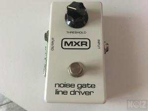 Vintage MXR noise gate line driver 1978