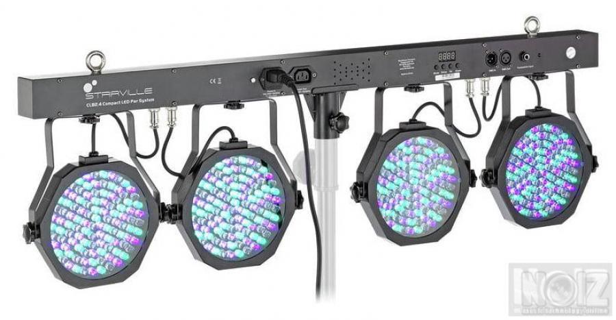 Ζητείται Stairville CLB2.4 (σύστημα φώτων)