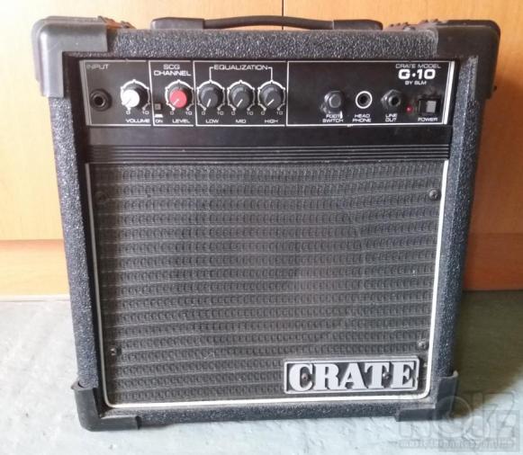 Crate G10XL - Χαλασμένος!