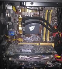 Σύστημα Core i5 4670K - Asus Z87 Plus - GTX 660