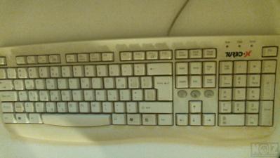 Keyboard Rubber Cups/Springs