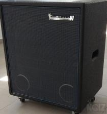 Warwick Hellborg 300W Bass Cabinet
