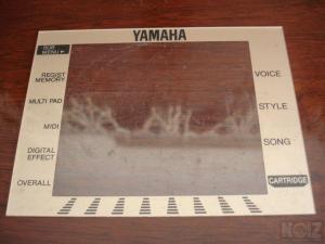 Panel για αρμόνιο Yamaha PSR-330