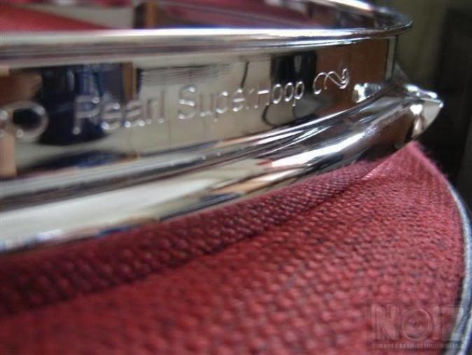 Pearl 14'' Super Hoop ii 10 κλειδο