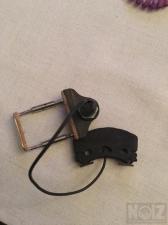 Μαγνήτης καβαλάρης βιολιου 5 χορδος