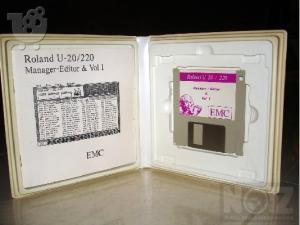 Atari Manager/Editor για Roland U20/U220