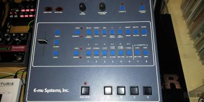 E-mu Drumulator Drum Machine