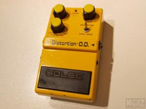 Solec distortion