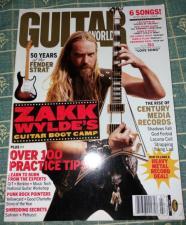 Περιοδικά κιθάρας (Guitar World)