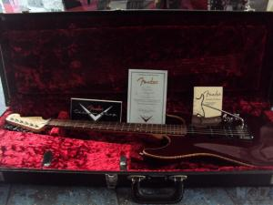 fender showmaster - custom shop 2002