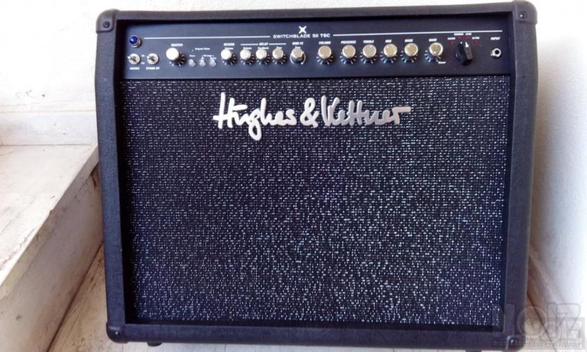 Hughes Kettner SWITCHBLADE 50 TSC