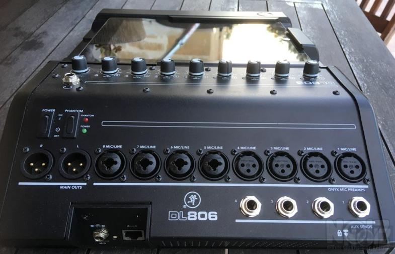 Mackie DL 806 & ipad2 16GB νέα τιμή