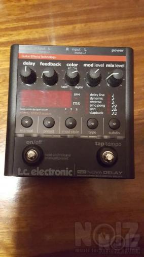 TC electronic nova delay modded