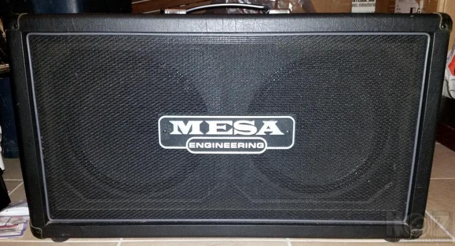 Mesa boogie rectifier compact horizondal καμπίνα 2X12 140 watt