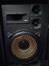 AudioPhony Party , μεγάφωνα