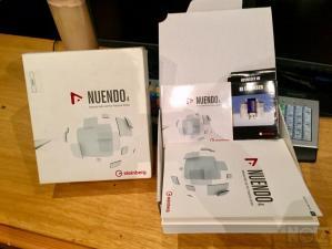 Nuendo 4 license upgradable to 10