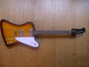 Tokai firebird+Hard case