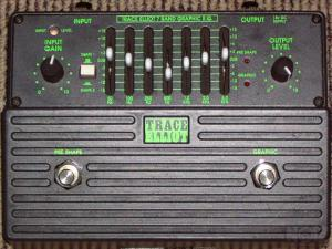 TRACE ELLIOT 7-band graphic eq