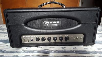 MesaBoogie ElectraDyne + cab EVM15L