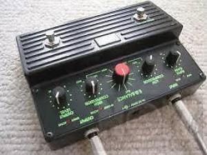 vintage Trace Elliot SMX Dual Compressor