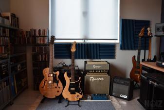 Μαθήματα Κιθάρας | Σωτήρης Χούτος