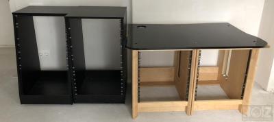 Professional Studio racks