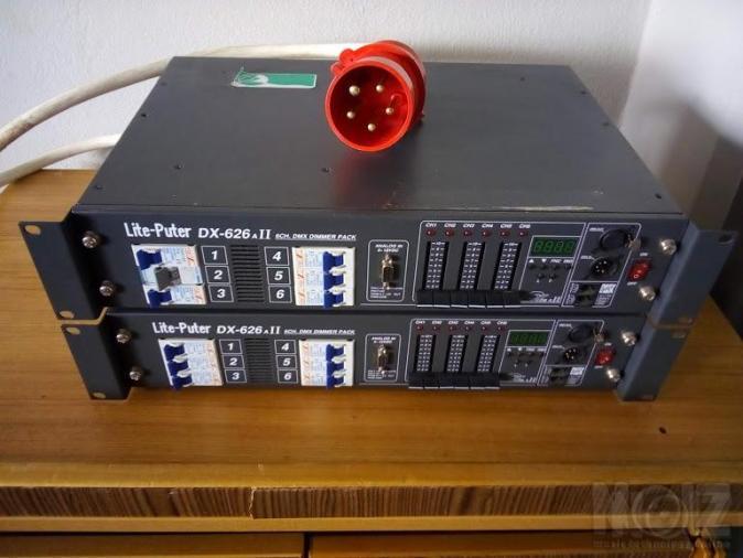 ΝΕΑ ΤΙΜΗ Dimmer Lite-Puter DX-626AII