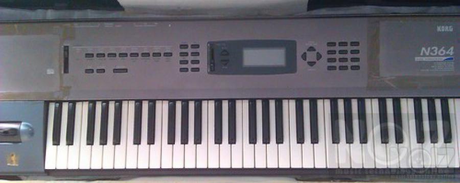 KORG N 364 61 keys