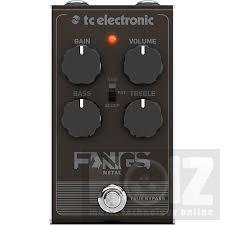 ΖΗΤΕΙΤΑΙ TC ELECTRONIC FANGS