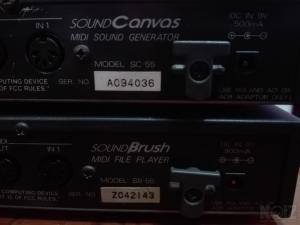 Πακέτο Roland SC&SB 55