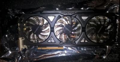 Gigabyte GTX 760 Windforce OC 2GB GDDR5