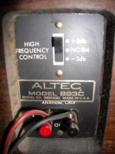 Ηχεία Altec 893C