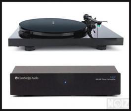 -ANTAΛΛΑΓΗ- CambridgeAudio TT50+640p
