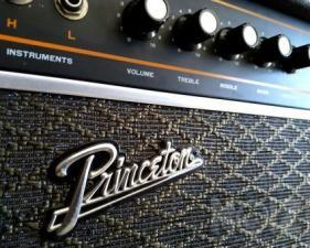 Vintage Princeton 50 Watt