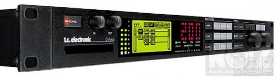 TC Electronic G-Force Rack