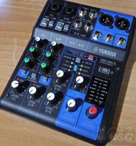 Yamaha MG-06X