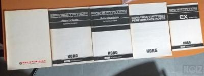 Εγχειρίδια Χρήσης (Manual) Korg Wavestation