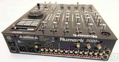 Επαγγελματικός Μίκτης 5κάναλος Numark FX5000 DJ Mixer