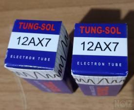 Λάμπες Tung-Sol 12AX7 (2 τεμάχια)