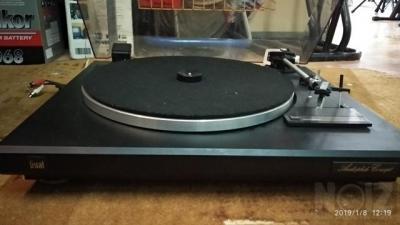 ΠΙΚ-ΑΠ DUAL CS-503-2 Hi-Fi Vintage 33 45 RPM Made in Germany