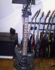 Bc Rich USA st3 80s crackle
