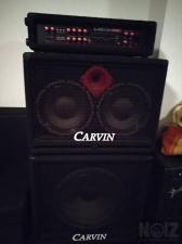 CARVIN R600 RED LINE BASS HEAD
