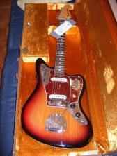 Fender jaguar American vintage 62