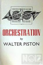 Orchestration - Walter Piston