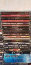 Μεγάλη συλλογή από Metal Hard rock CDs