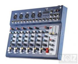 F7-MB Κονσόλα-Μίκτης Bluetooth-mp3