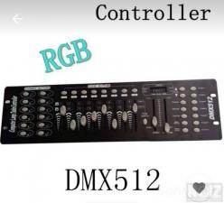 ΚΟΝΣΟΛΕΣ ΦΩΤΙΣΜΟΥ DMX-512