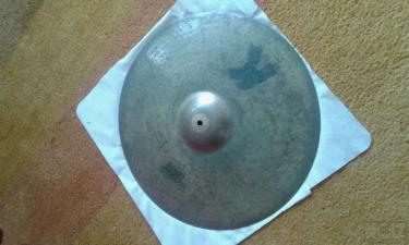 zildjian custom ride 20''