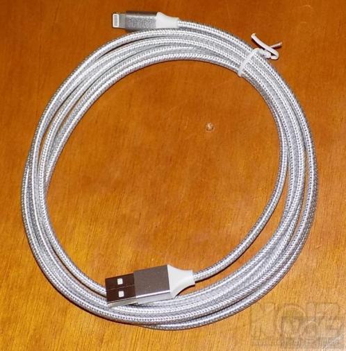 Καλώδιο για iPhone Φόρτισης και Μεταφοράς Δεδομένων USB to Li