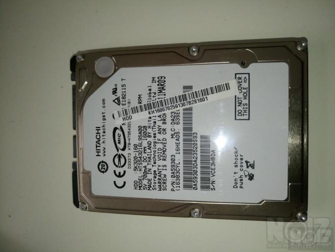 Σκληρός δίσκος HDD SATA Hitachi 2.5
